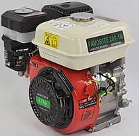 Двигун бензиновий 6.5кс Iron Angel 200-1M Favorite, фото 1