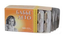 Бабье Лето 60 капс., Для женской половой системы, серия приморский край