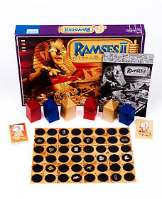 """Настільна гра """"Рамзес"""" ravensburger (26160)"""