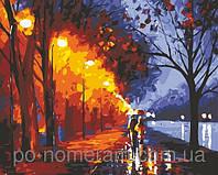 Картина по номерам Menglei КН234 Прогулка вдвоем 40 х 50, фото 1