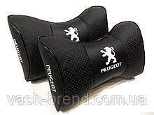 Подушка на подголовник для Peugeot