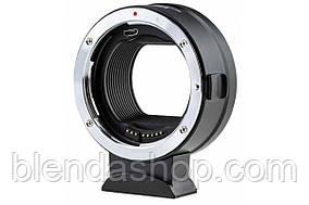 Адаптер Viltrox EF-Z для объектива Canon EF/EF-S на байонет Nikon Z (Canon EF - Nikon Z)