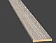 Наличник ПВХ DeLuxe 64*6 прямоугольный (стоевая), фото 4