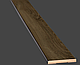 Наличник ПВХ DeLuxe 64*6 прямоугольный (стоевая), фото 5