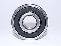 Подшипник 6004 2RS (ГОСТ: 180104) CFM (Китай),  20х42х12 мм, шариковый радиальный однорядный