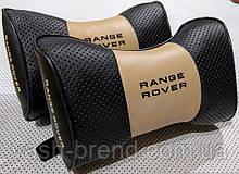 Подушка на подголовник для Land Rover