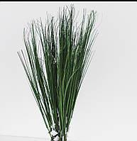 Декоративная зелёная ветка