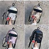 Стильный мини рюкзак, фото 2