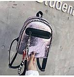Стильный мини рюкзак, фото 4