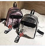Стильный мини рюкзак, фото 8