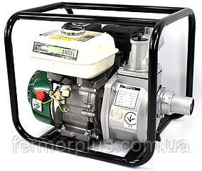Мотопомпа Iron Angel WPG2 (для чистой воды, 36 м.куб/час) Бесплатная доставка
