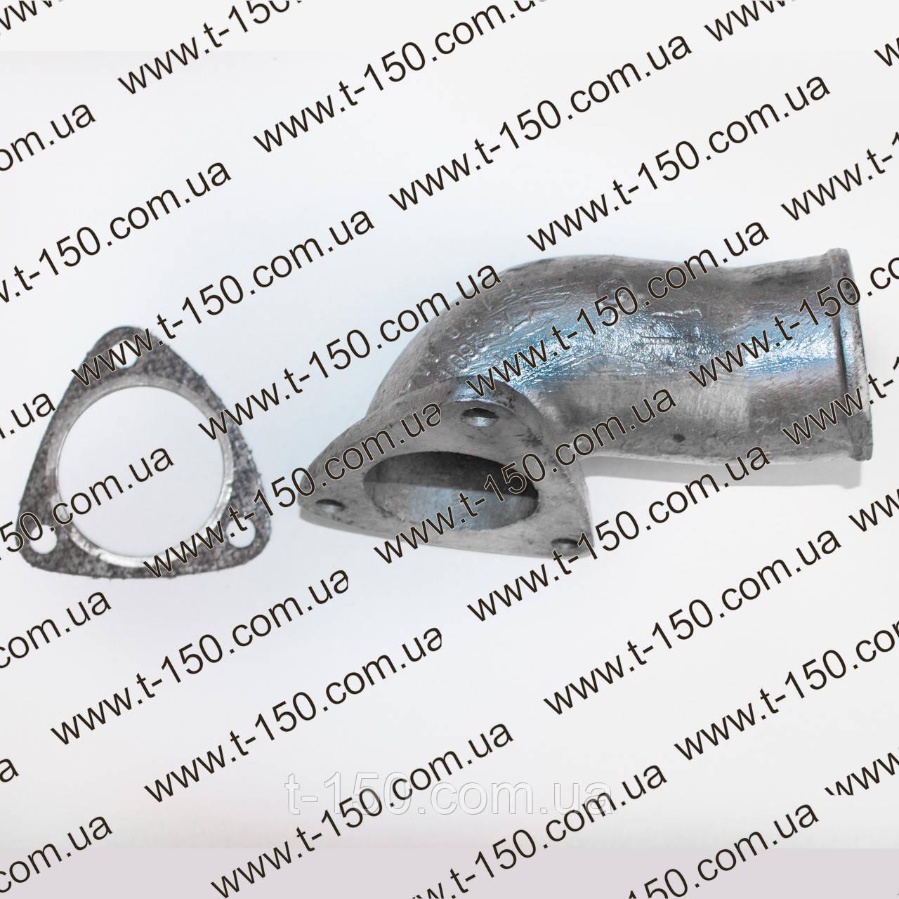 Патрубок впускного коллектора СМД-18/22, 18Н-28с2-1