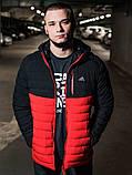 Мужская парка Adidas, мужская куртка Adidas, парка адидас, куртка адидас, чоловіча парка адідас, куртка адідас, фото 3