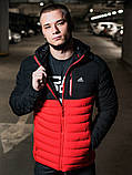 Мужская парка Adidas, мужская куртка Adidas, парка адидас, куртка адидас, чоловіча парка адідас, куртка адідас, фото 2