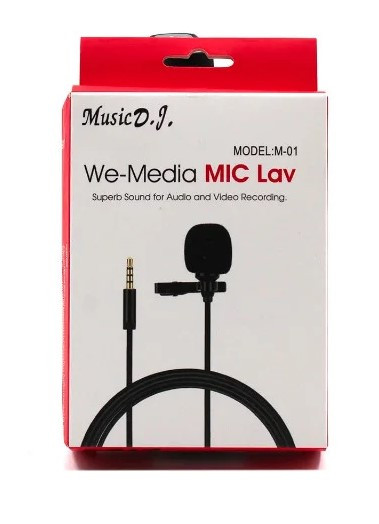 Микрофон Media Microphone DM M1