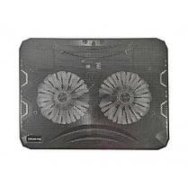 Охлаждающая подставка для ноутбука Notebook Cooler Pad N130, фото 2