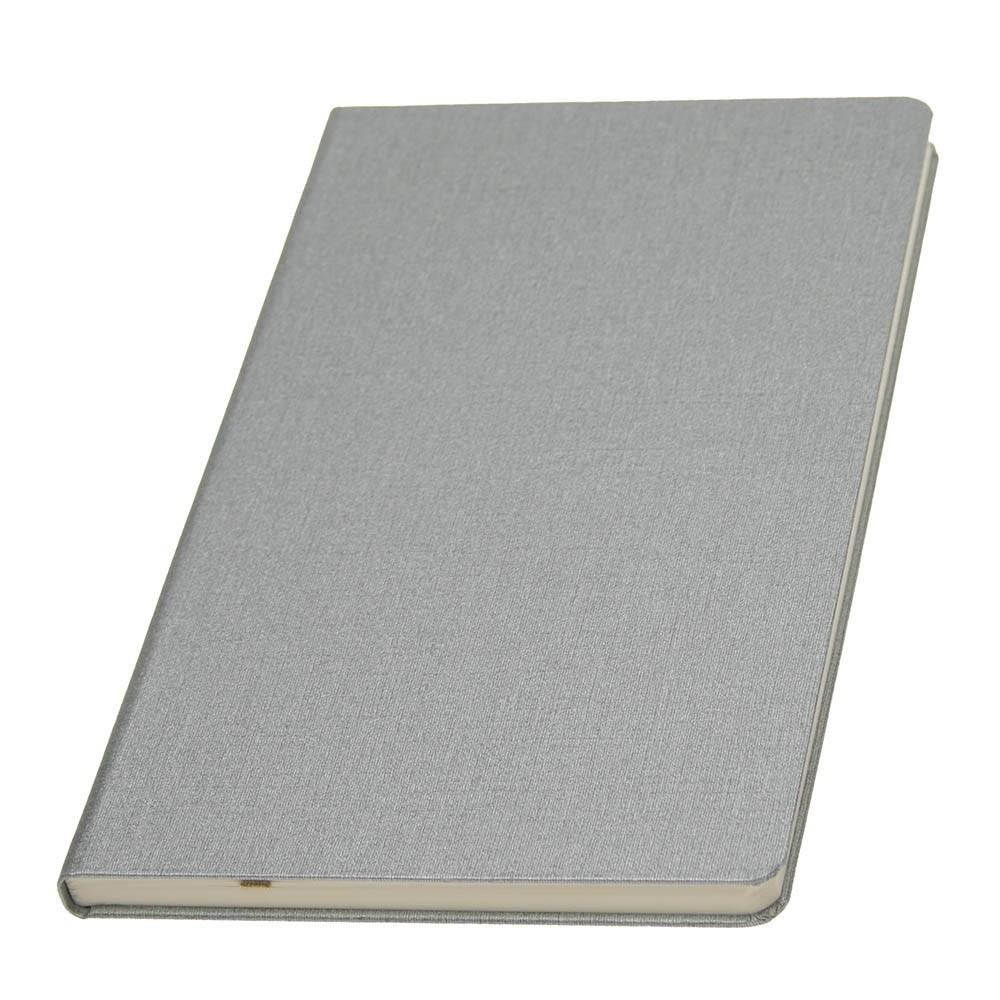 Записная книжка CARIBE, А5, кремовый блок в линию. Пр-во Италия. 4 цвета.