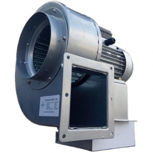 Вентилятор Турбовент ВЦР 150 - радиальный центробежный