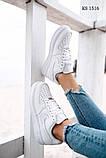 Nike Air Force 1 low (белые) cas, фото 2