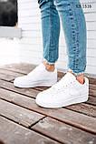 Nike Air Force 1 low (белые) cas, фото 5