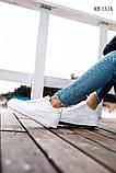 Nike Air Force 1 low (белые) cas, фото 8