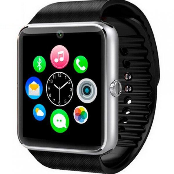 UWatch Розумні годинник Smart GT08 Black