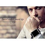 UWatch Розумні годинник Smart GT08 Black, фото 6