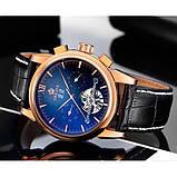 Orkina Мужские часы Orkina DeLuxe Black, фото 2