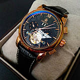 Orkina Мужские часы Orkina DeLuxe Black, фото 5