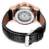 Orkina Мужские часы Orkina DeLuxe Black, фото 6