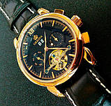 Orkina Мужские часы Orkina DeLuxe Black, фото 7