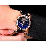 Orkina Мужские часы Orkina DeLuxe Black, фото 8