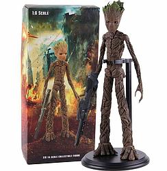 Фігурка з Вартові Галактики Дерево Грут зі зброєю - Guardians of the Galaxy Groot