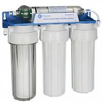 Фильтр под мойку Aquafilter FP3-HJ-K1