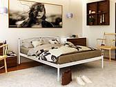 Металлическая кровать Верона-1 (VERONA) ТМ МЕТАКАМ