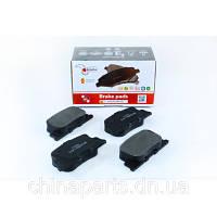 Колодки гальмівні задні KIMIKO BYD F3 / Бид Ф3 BYDF3-3502130-KM