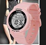Sanda Детские часы Sanda Pink, фото 3