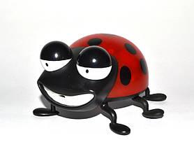 Портативная MP3 колонка Танцующий жук SK-13 (божья коровка)