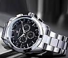 Чоловічі годинники Forsining Walker Steel, фото 3