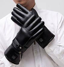 Eco-obogrev Fashion Plus стильні зимові рукавички з підігрівом з термостатом 38, 50, 60С