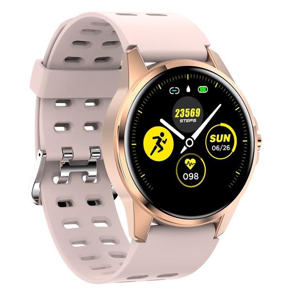 UWatch Смарт часы Smart Flower Pink