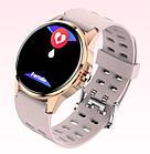 UWatch Смарт часы Smart Flower Pink, фото 5