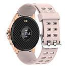 UWatch Смарт часы Smart Flower Pink, фото 7