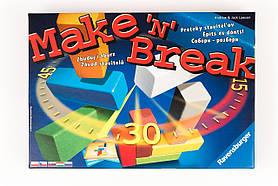 """Настільна гра make'n break"""" ravensburger (26367)"""