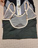 ТП2026 Женский универсальный топ разные цвета, фото 6