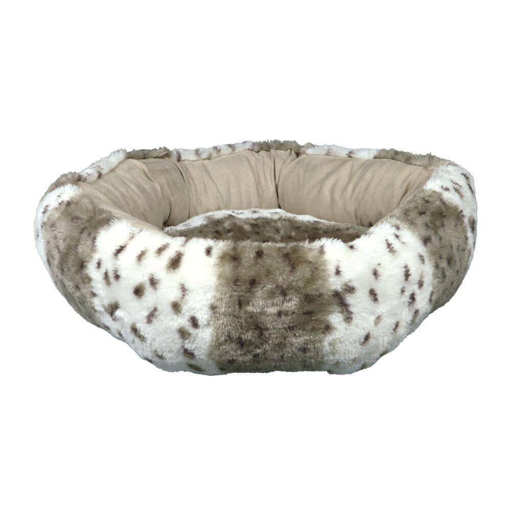 Лежак для кошки TRIXIE - Leika, бежевый, 50см