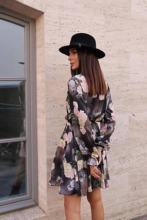 Восхитительное цветочное платье, фото 2