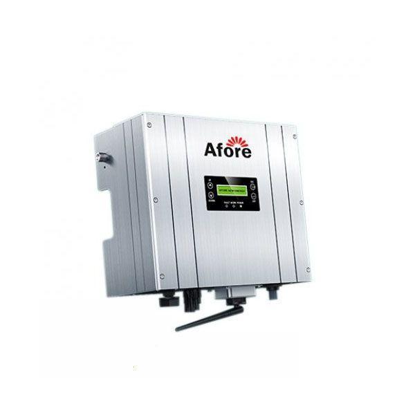 Сетевой однофазный бестрансформаторный инвертор Afore HNS3000TL-1 3 кВт 1-фазный  1 МРРТ