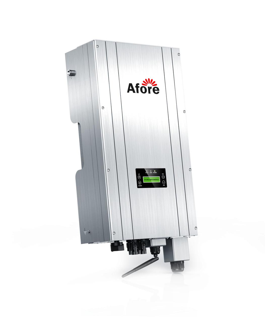 Сетевой трёхфазный бестрансформаторный инвертор Afore BNT012KTL 10 кВт 3-х фазный 2 МРРТ