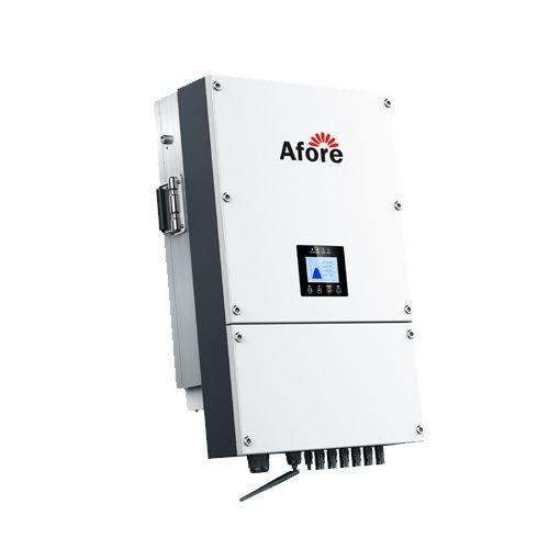Сетевой трёхфазный бестрансформаторный инвертор Afore BNT050KTL 50 кВт 3-х фазный 3 МРРТ с WiFi модулем
